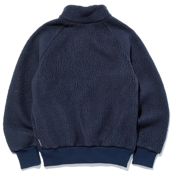 Warm-Up Fleece, Navy