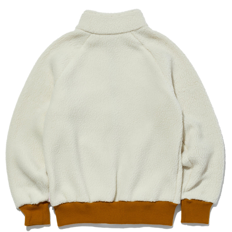 Warm-Up Fleece, Natural