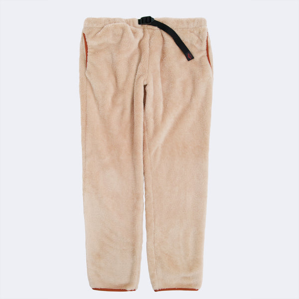 Warm-Up Fleece Pants, Natural