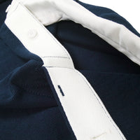 Pocket Rugby Shirt, Navy