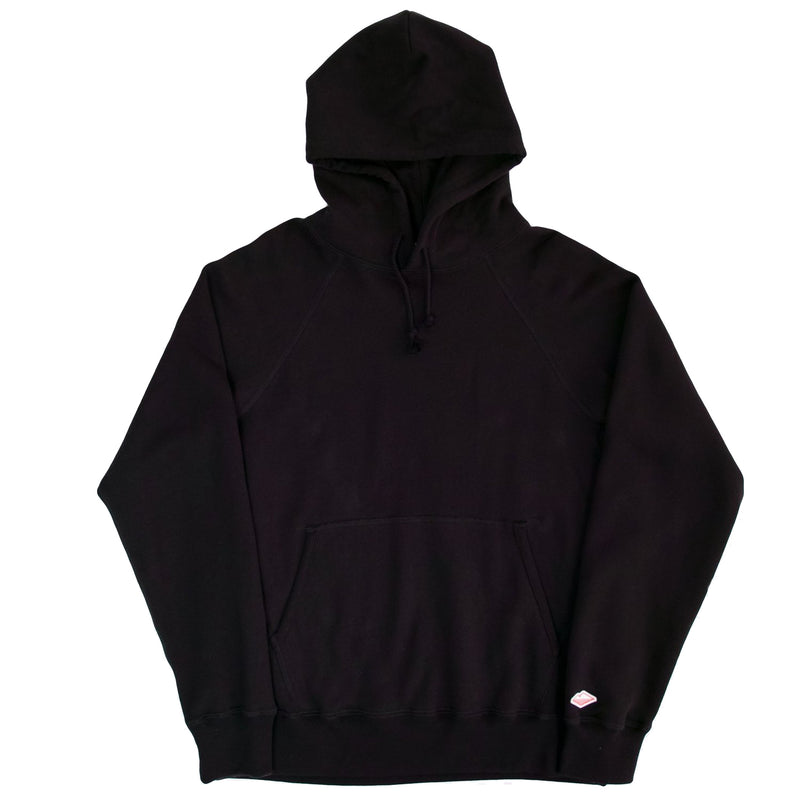 Reach-Up Hoody, Black