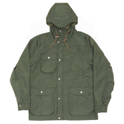 Travel Shell Parka, Olive