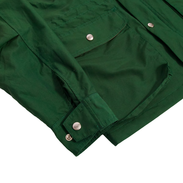 Travel Shell Parka, Green