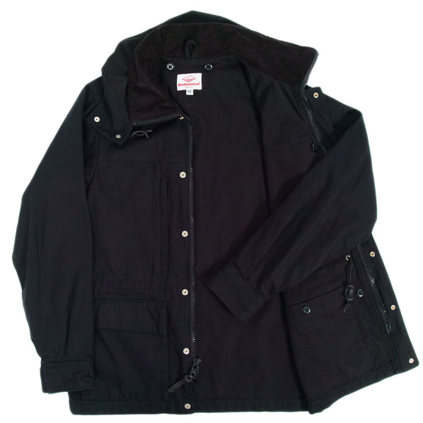 Utility Jacket, Black Duck Canvas