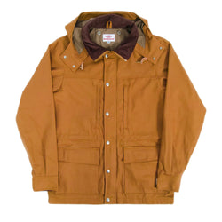 Utility Jacket, Caramel Duck Canvas
