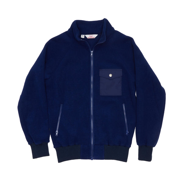 Warm-Up Fleece (FW19), Navy