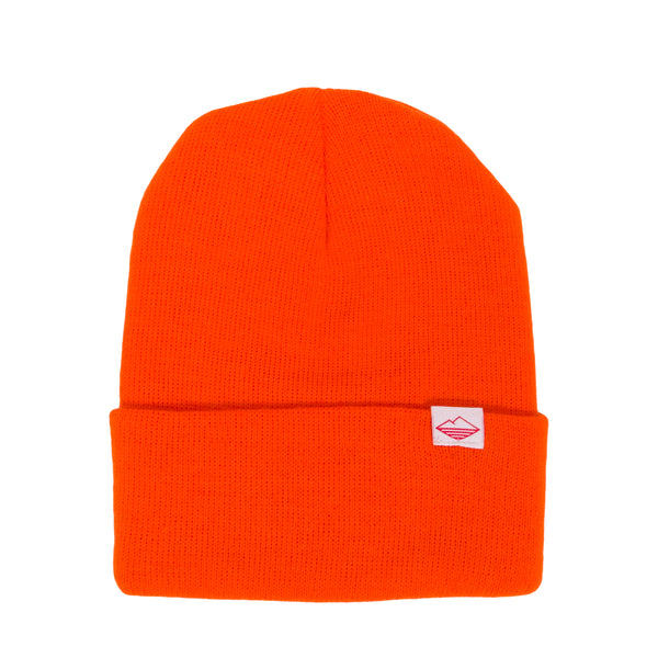 Watch Cap, Orange