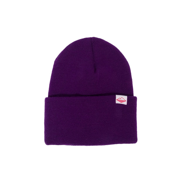 Watch Cap, Purple