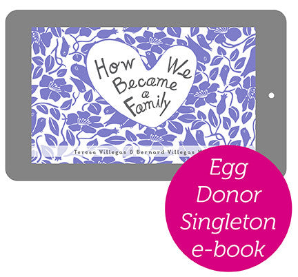 E-Book - Egg Donor Singleton