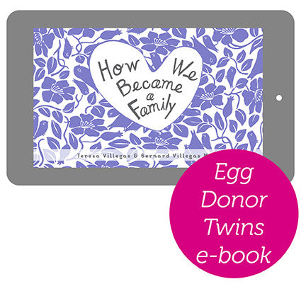 E-Book - Egg Donor Twins
