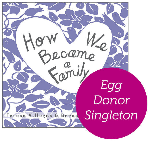 Egg Donor - Singleton