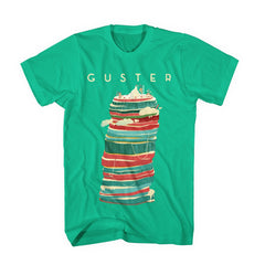 Guster T shirt merch