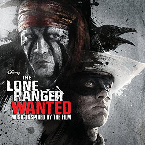 The Lone Ranger: Wanted (Soundtrack)