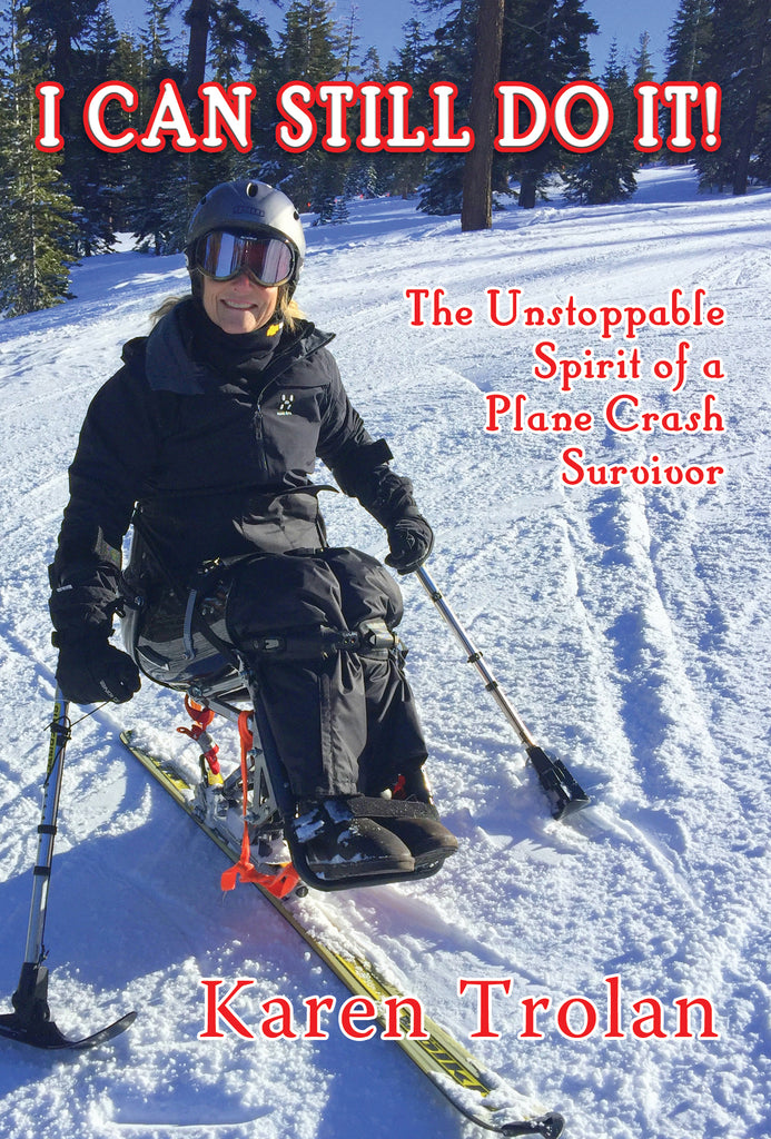 I CAN STILL DO IT! The Unstoppable Spirit of a Plane Crash Survivor