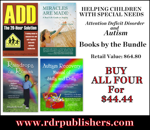 Bundle to Help Children with Special Needs