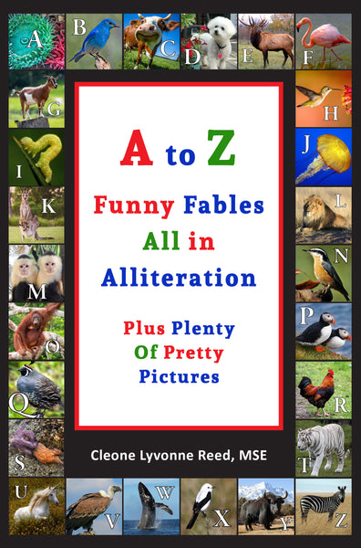 A to Z Fun Fables Full of Flavor: Absolutely Amazing and Amusing Alphabetized Allegories All in Alliteration