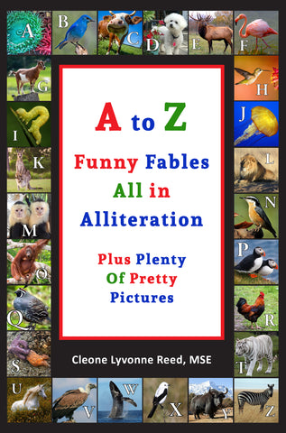 A to Z Funny Fables All in Alliteration: Plus Plenty Of Pretty Pictures