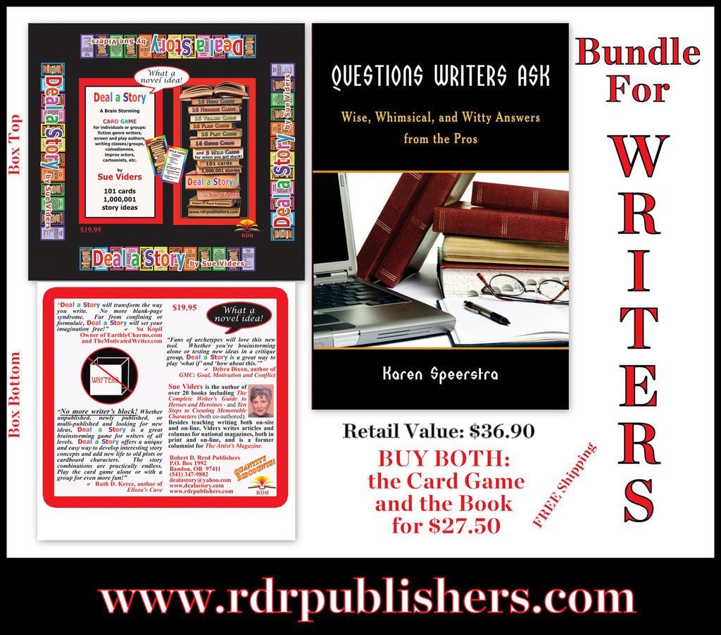 Basic Bundle for Writers