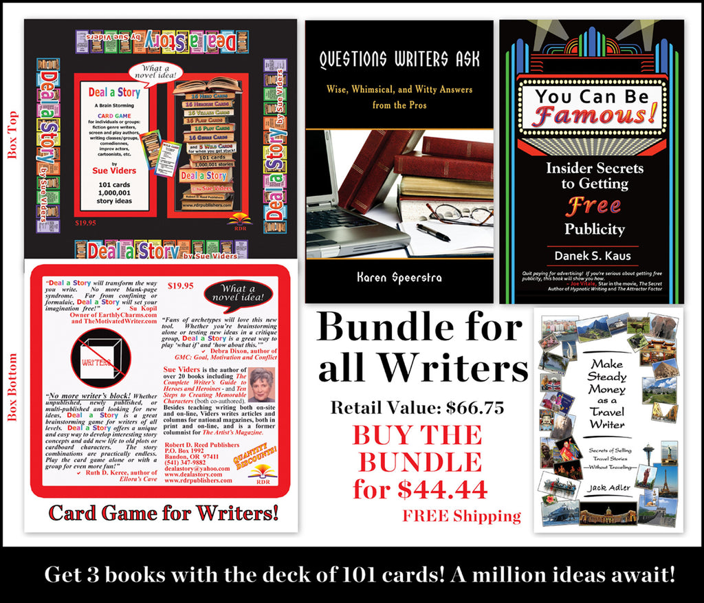 BIGGEST BUNDLE FOR WRITERS