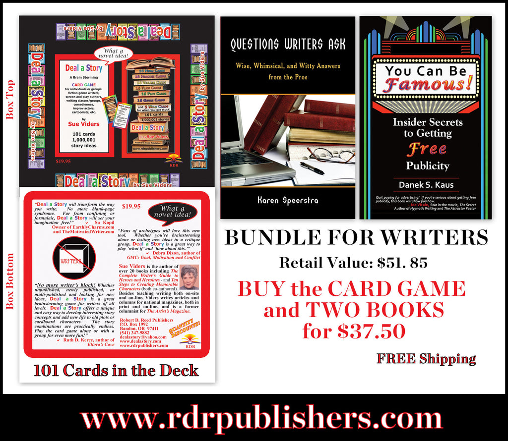Bundle for Writers