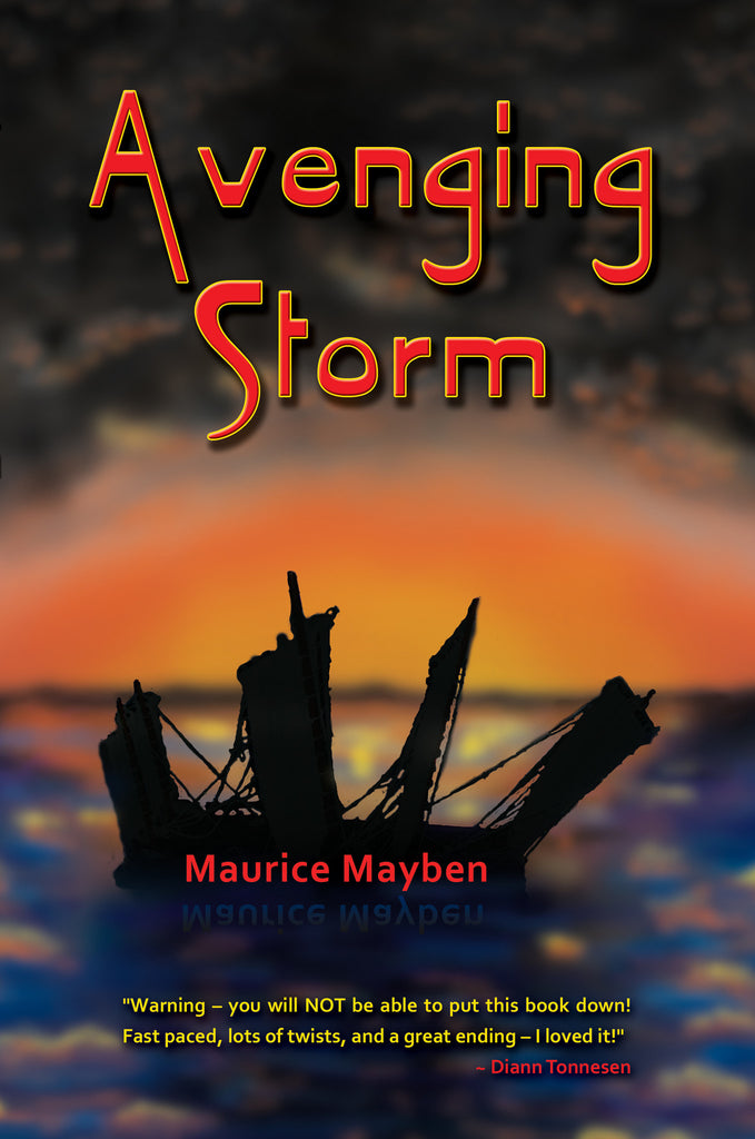 Avenging Storm by Maurice Mayben