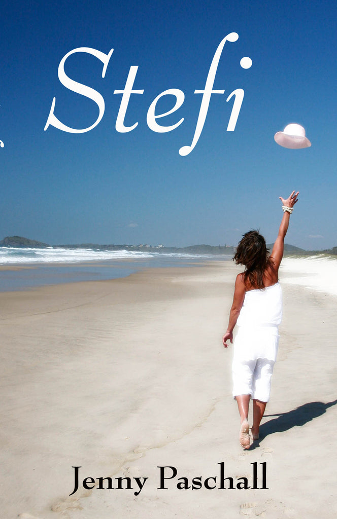 Stefi, a novel by Jenny Paschall