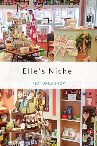 Elle's Niche, new Sundrop Jewelry retailer in West Virginia
