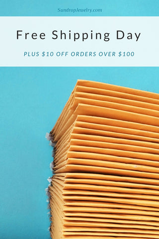 Free Shipping Day 2017 - plus get $10 off orders of $100 or more!