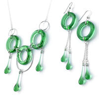 Sundrop Jewelry's sun-melted glass wholesale jewelry