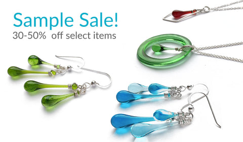 Sundrop Jewelry Sample Sale Thursday November 10th