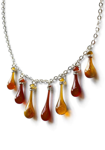 Candlelight Concerto Necklace