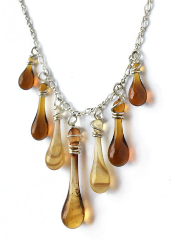 Lamplight Concerto Necklace
