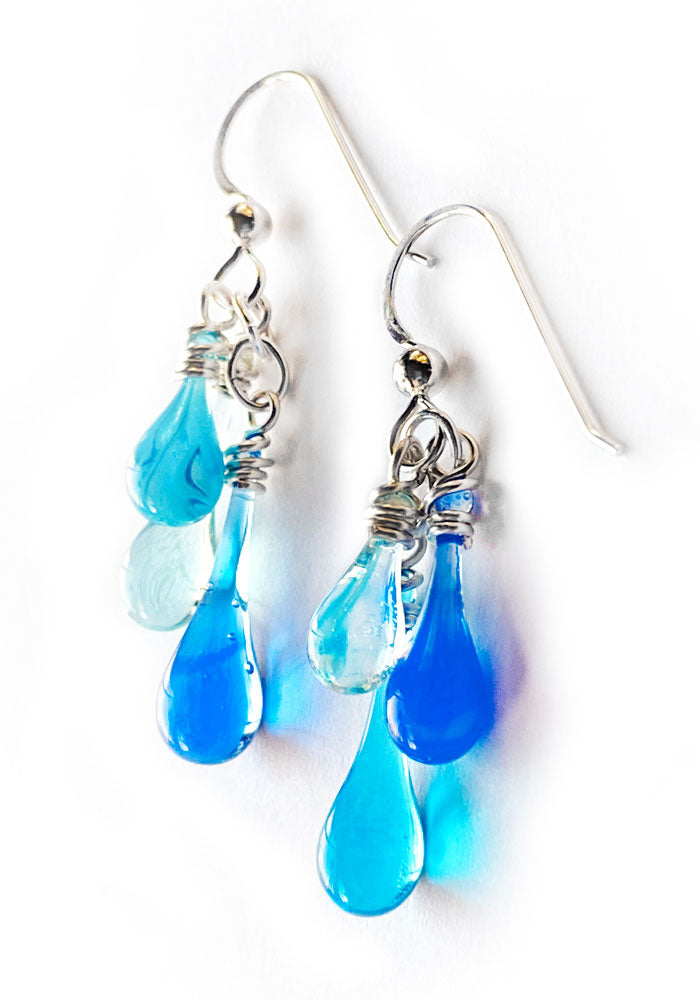 Bering Sea Trio Earrings