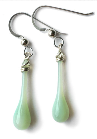 Jadeite Solaris Earrings