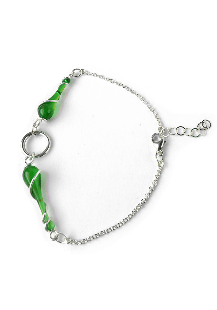 Libra Bracelet - glass Jewelry by Sundrop Jewelry