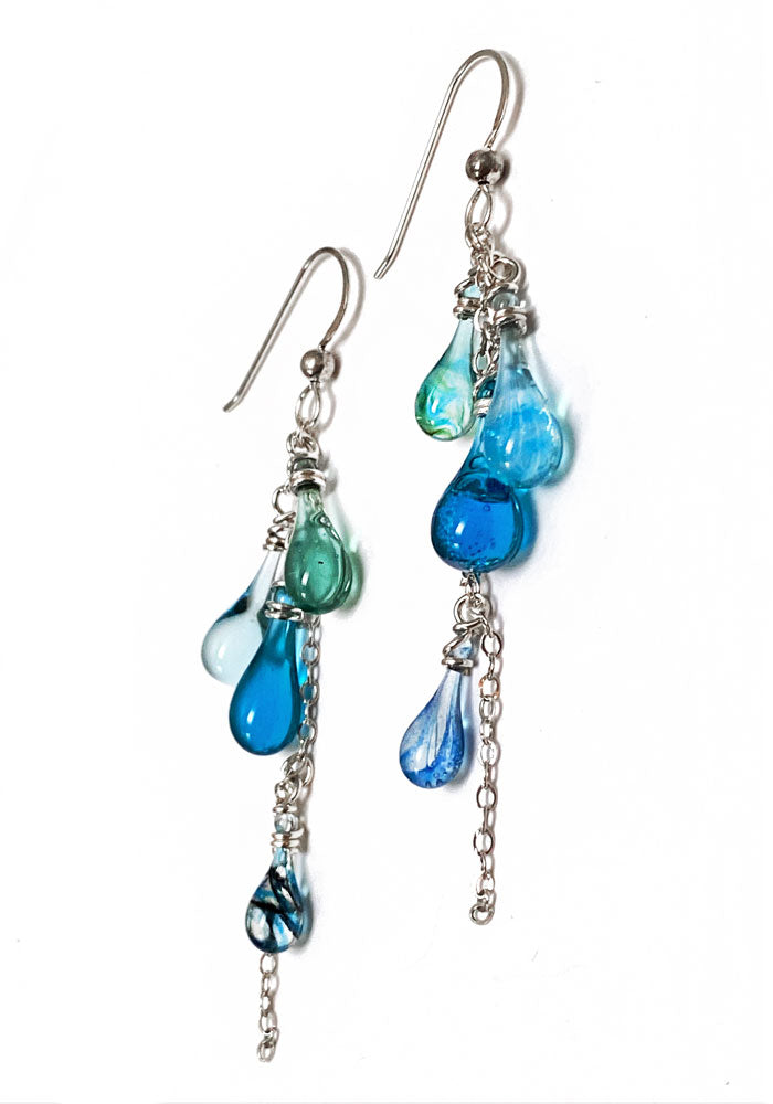 Bering Sea Collina Earrings