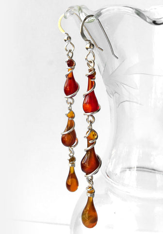 Topaz Calypso Earrings