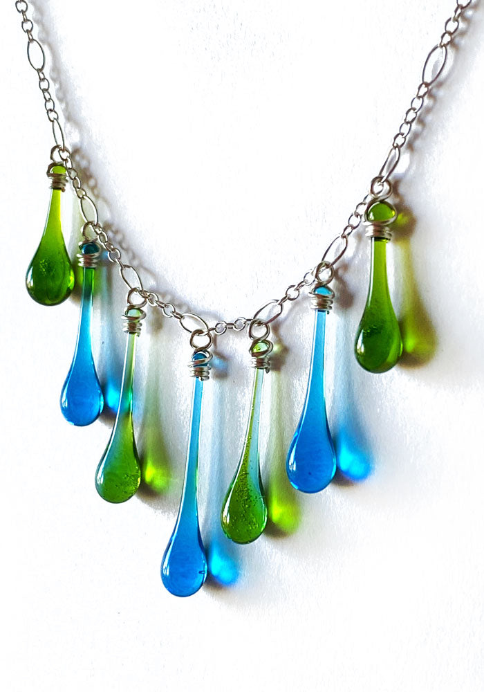 Sargasso Sea Concerto Necklace