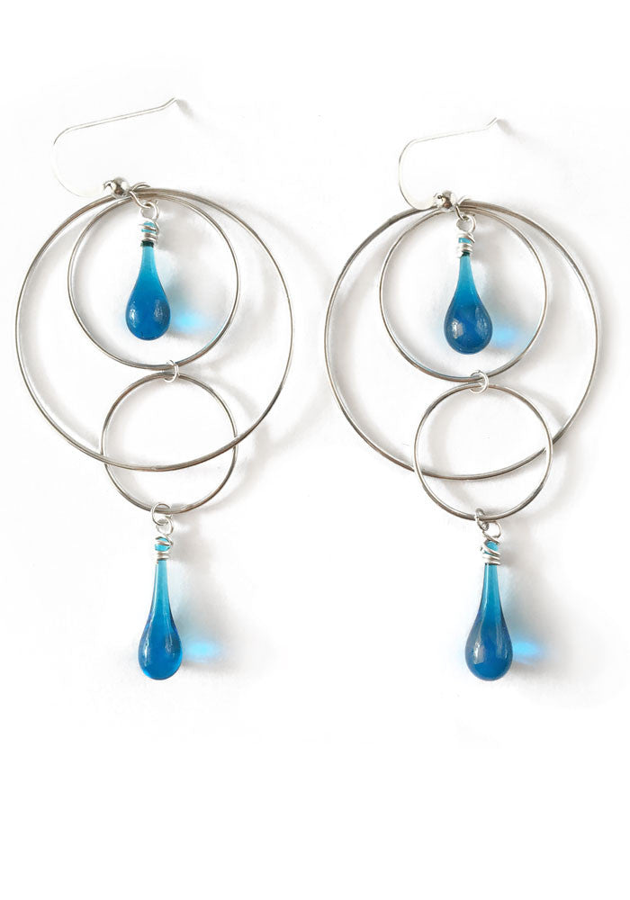 Orbital Motion Earrings