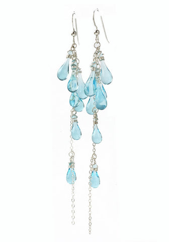 Water Lanata Earrings