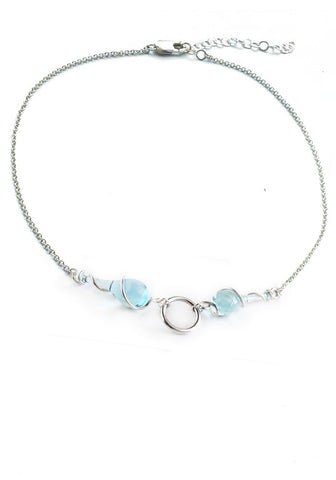 Libra Choker Necklace
