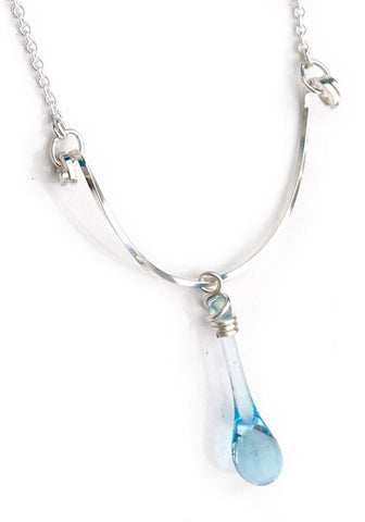 Tendrils U-Necklace