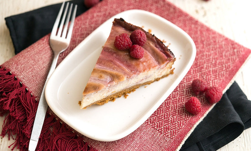 Raspberry Cheezcake