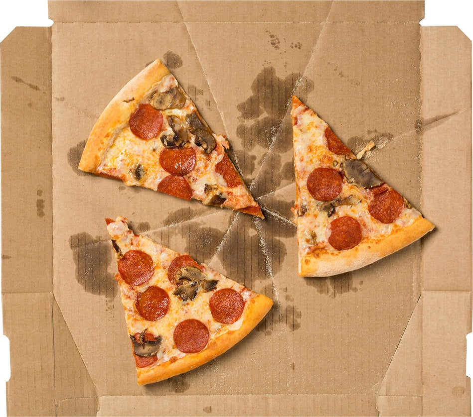 Pizza in a box Image