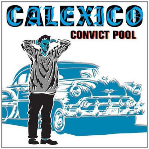Convict Pool CD