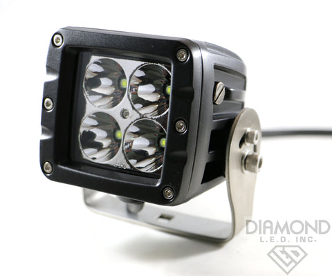 HD SS Worklight. Spot/Flood/Driving