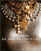 "Book illustrating the unlimited know-how of Robert Goossens:""Bijoux de Haute Couture""- Edition PLUME"