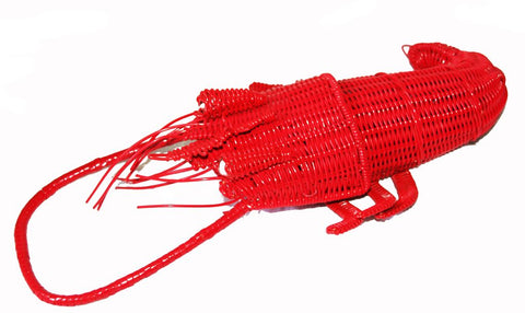 Surrealist-lobster-Ecrevisse-vintage-bag-1950-schiaparelli-inspiration