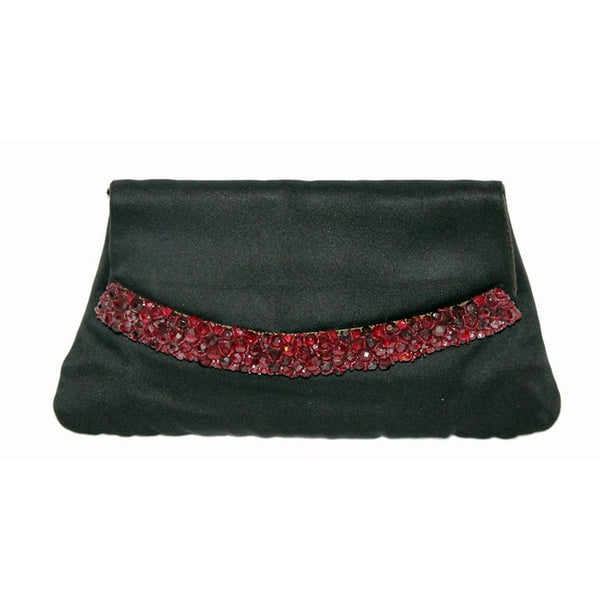 Gorgeous unique and collectable evening vintage clutch of Gucci by Coppola & Toppo 60s - Katheleys for Unique Vintage Luxury