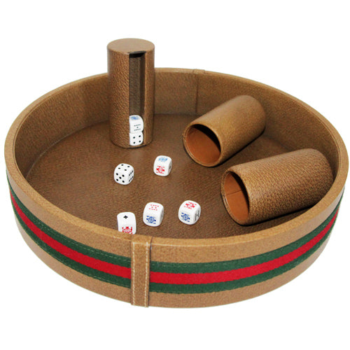 Gucci vintage 70s Poker Game